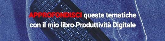 david berti produttività digitale perugia umbria consulenza